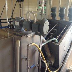 Предварительная очистка сточных вод свинокомплекса