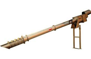 Канальная шнековая решетка с уплотнителем TСС Defender