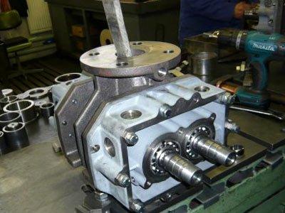 производство агрегатов для воздуходувок