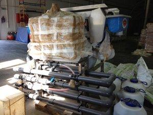 обладнання механічної та фізико-хімічної обробки стічних вод