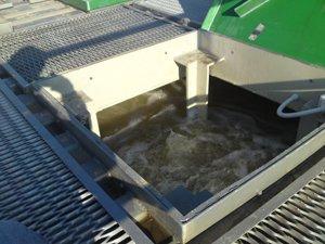налагоджувальні роботи споруд біологічної очистки контейнерного типу з мембранним біореактором