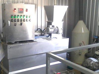 Монтаж оборудования для птицефабрики