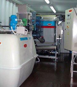 Оборудования для механической и физико-химической очистки сточных вод «TORO» (Испания)